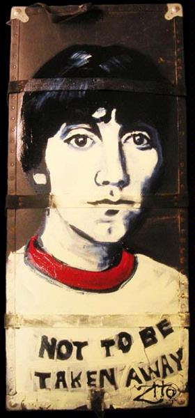 Keith Moon Roadcase